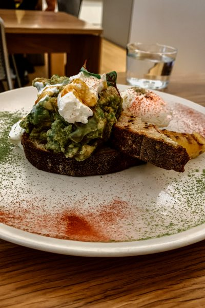 industry beans york st cafe sydney