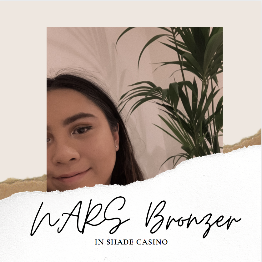 Nars Bronzer Casino Review Mecca Beauty