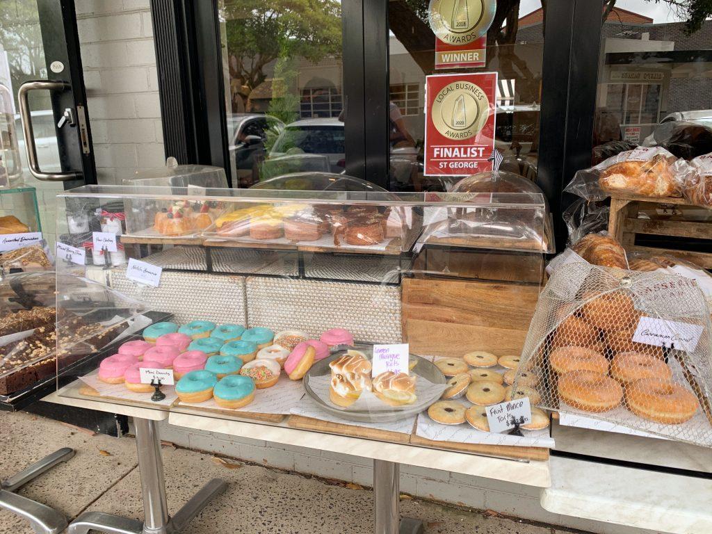 small local business cafe sydney edmonds & greer