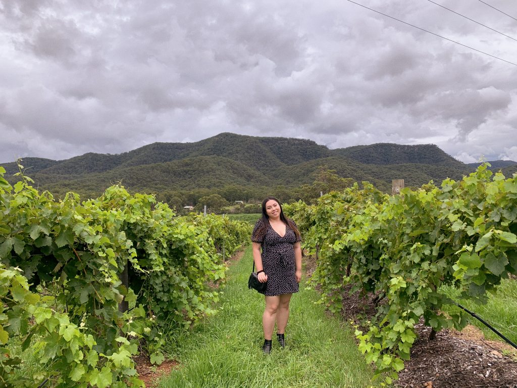 audrey wilkinson hunter valley wine wineries vineyards instagram instagrammable