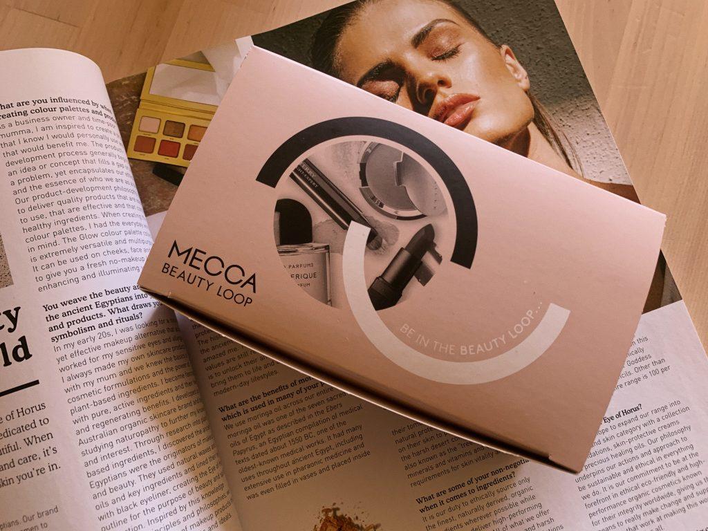 mecca beauty loop box makeup sephora level 1 level 2 level 3
