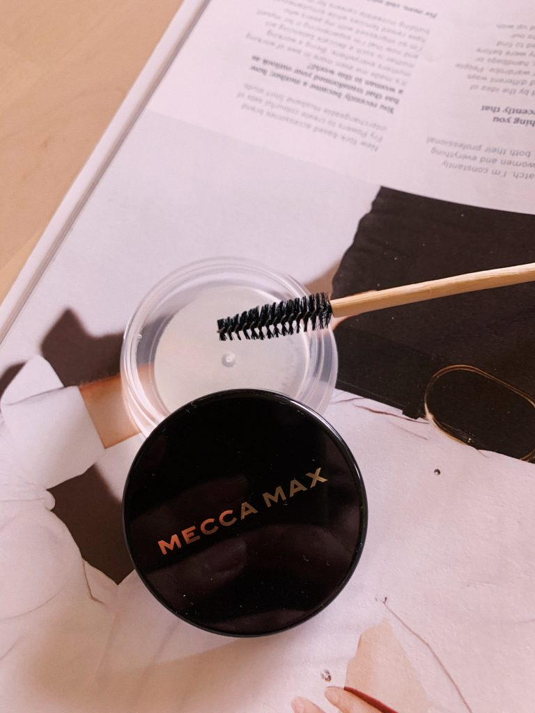 mecca max Brow Guru Super Soap brows makeup eyebrow pinterest instagram hourglass abh