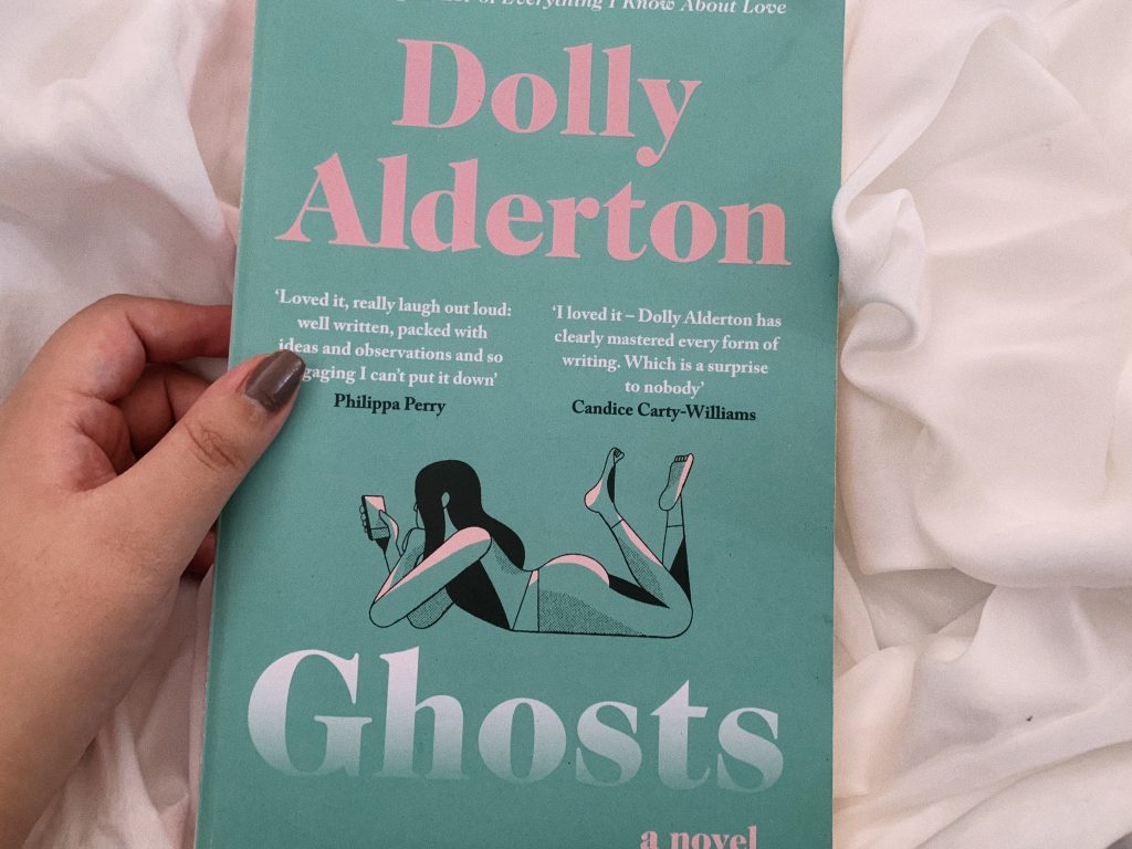 dolly alderton ghosts novel book blogger
