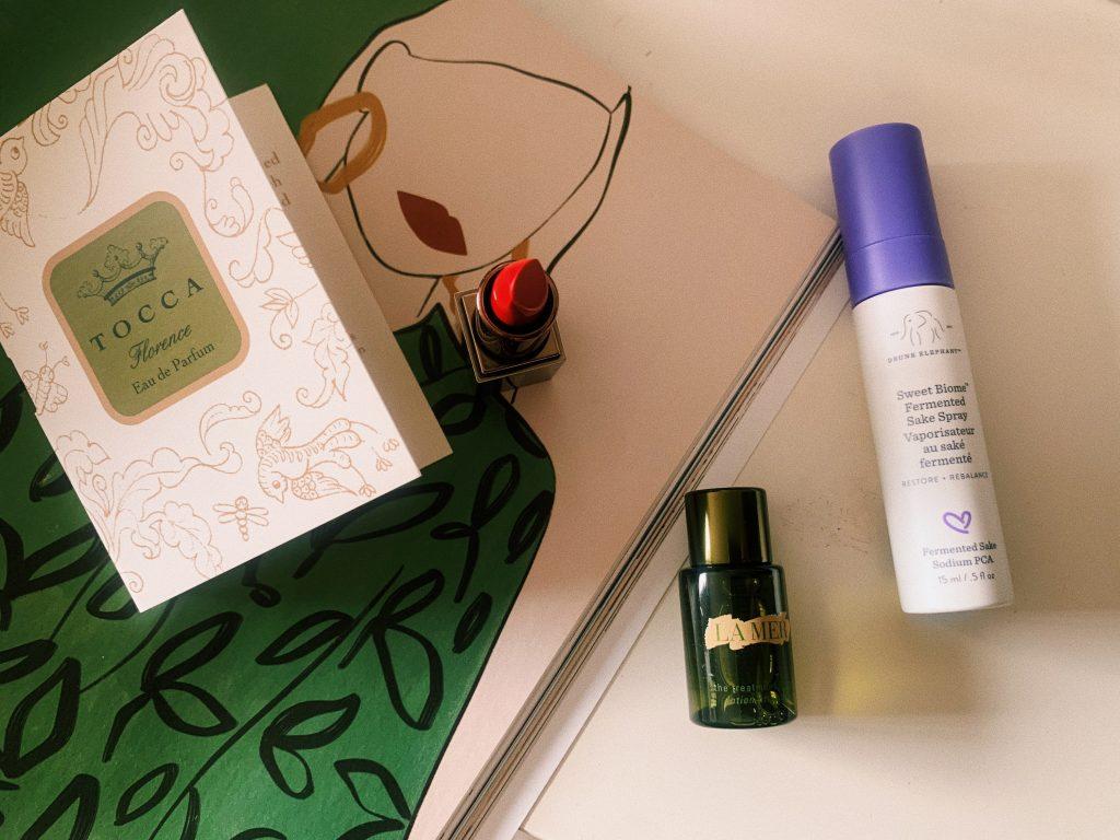 mecca beauty loop makeup skincare sydney melbourne drunk elephant la mer tom ford perfume