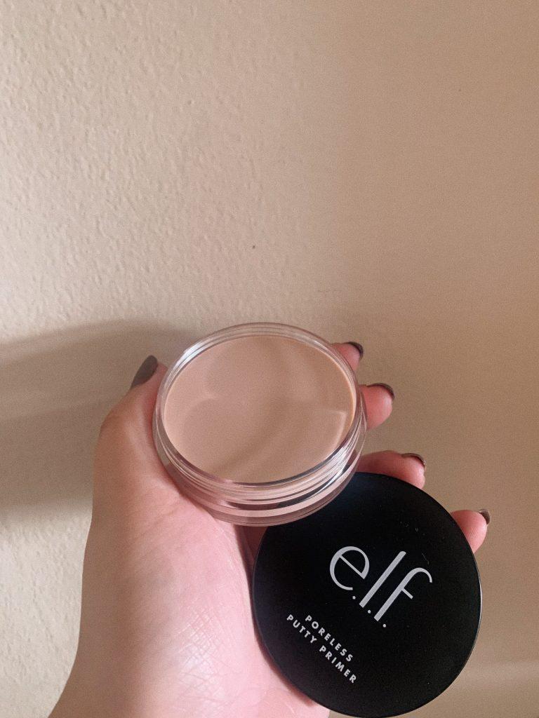 elf poreless putty primer tatcha the silk canvas drugstore review squalane skincare dupe