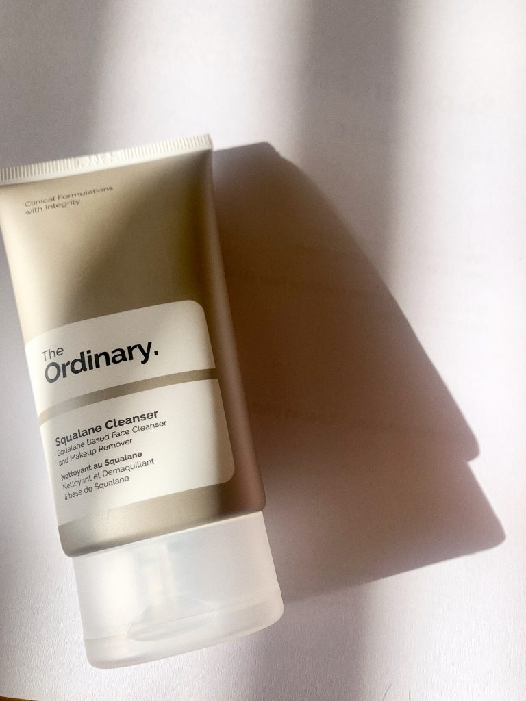 TThe Ordinary squalane cleanser affordable adore beauty deciem