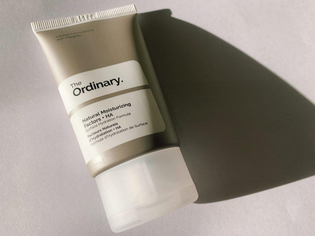 The Ordinary Natural Moisturising Factors + HA skincare moisturiser