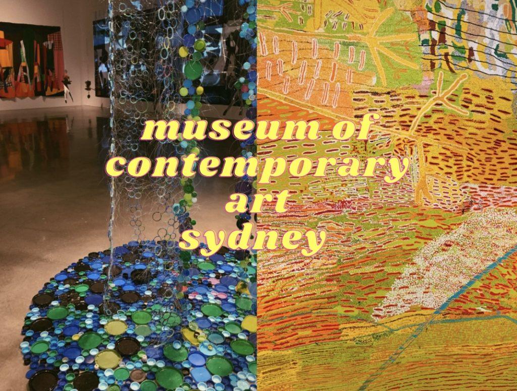 mca sydney museum of contemporary art