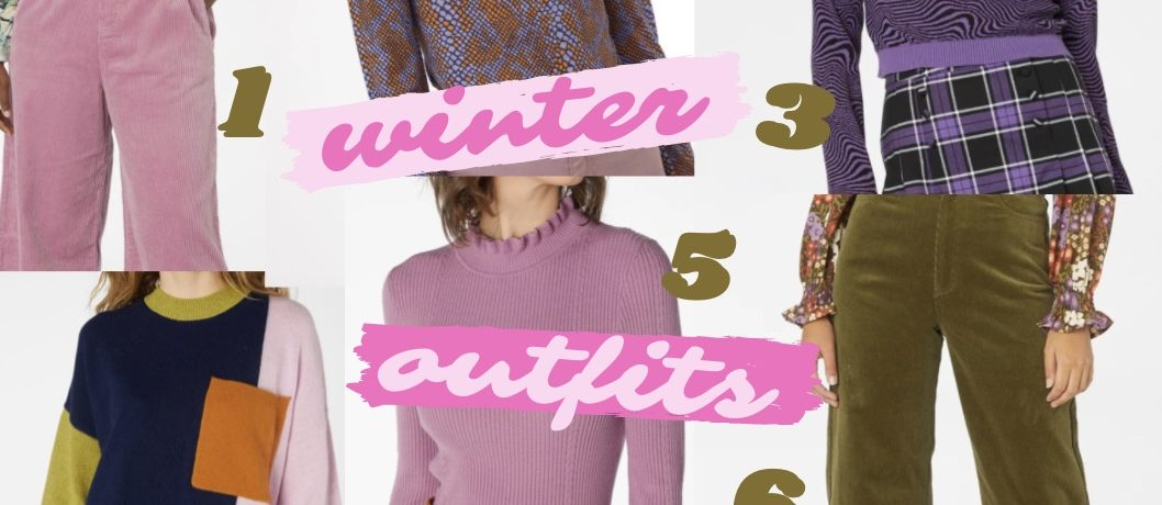 Colourful Winter Outfits to Spice Up Your Winter