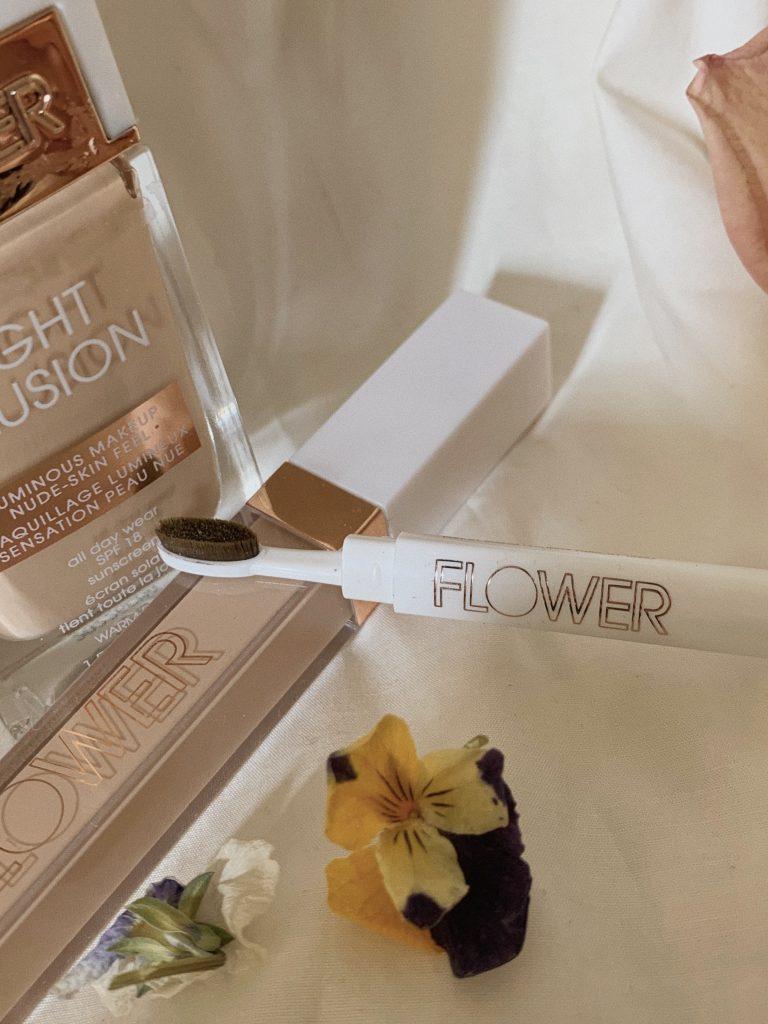 flower beauty eyebrow pencil