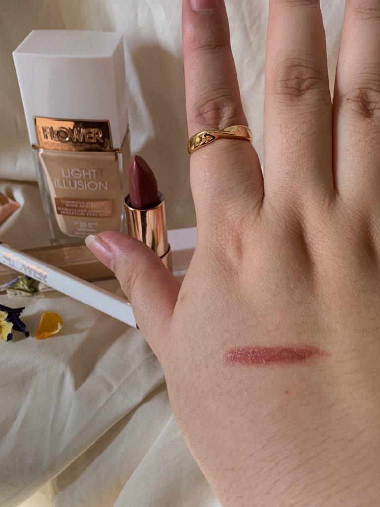 flower beauty lipstick blush rose