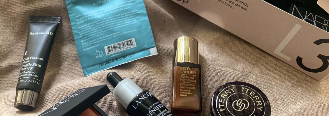 MECCA BEAUTY LOOP BOX LEVEL 3 OCTOBER 2021 – THE WORST BOX EVER?